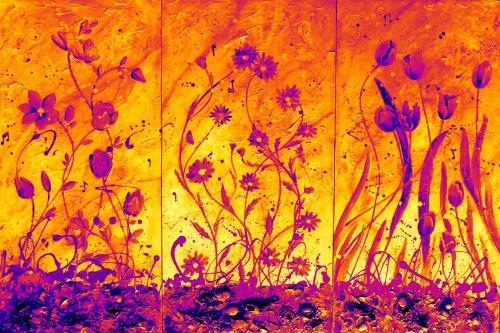 Vibrazioni floreali